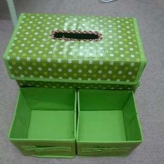 可折疊收納盒