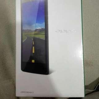 Oppo Mirror 3 (New In Box)