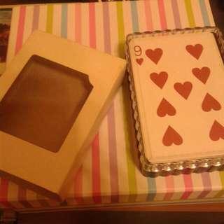 魔術 撲克牌