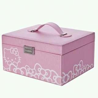 Hello Kitty 化妝箱/麻將組