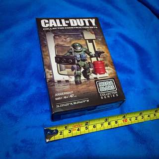 Call Of Duty Juggernaut Megabloks