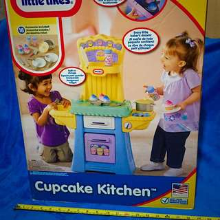 Little Tikes Cup Cake Kitchen