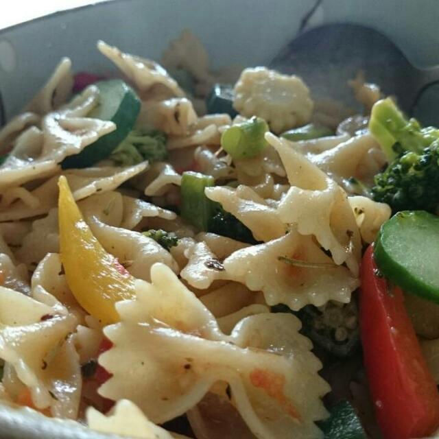 料理分享_時舒義大利蝴蝶麵/義式燉飯(Barilla) https://icook.tw/recipes/114298