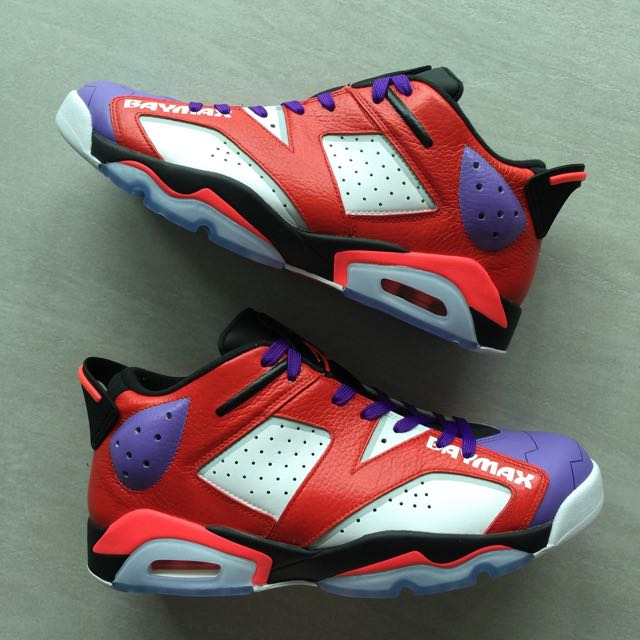 505ae01989f order custom closetair jordan vi 6 carmine youtube air jordan 6 low  infrared custom sports on