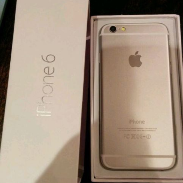 Apple iPhone 6 plus 128GB-Gold/black/white