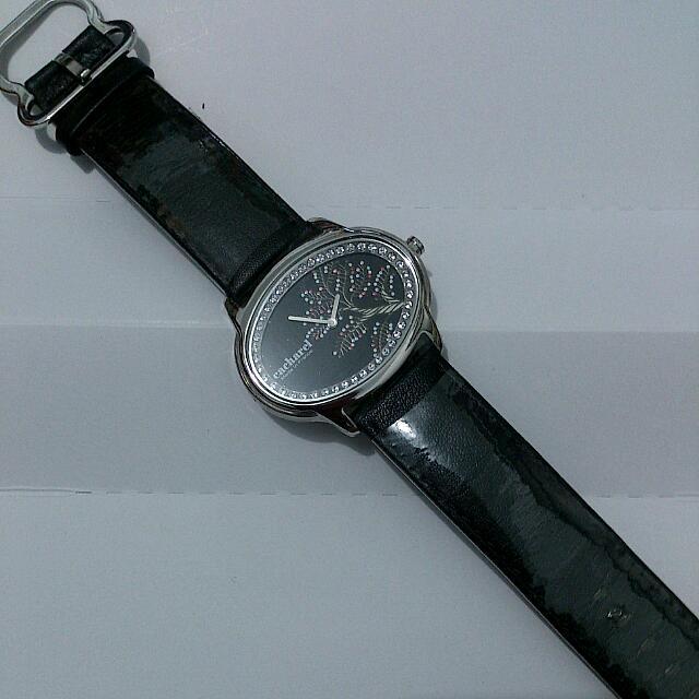 Cacharel★復古氣質腕錶