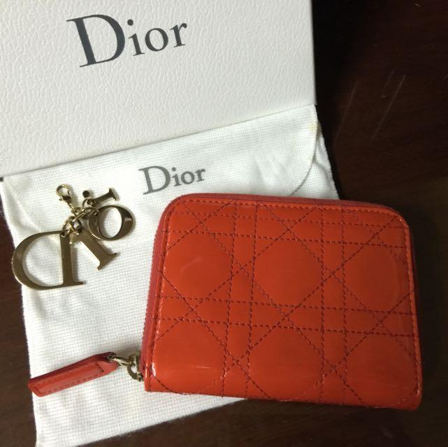 Dior零錢包