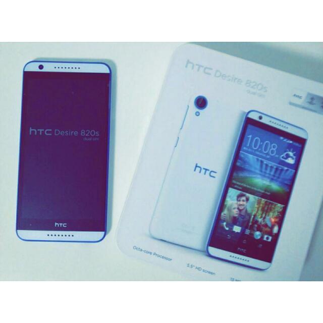 降價HTC Desire 820s天空藍9.5成新