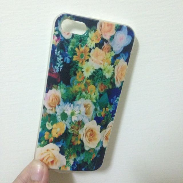 iphone5/5s軟殼手機殼
