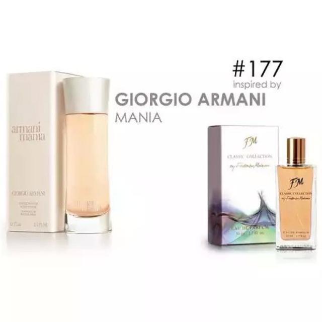 Parfum Fm 177 Giorgio Armani Mania Health Beauty On Carousell