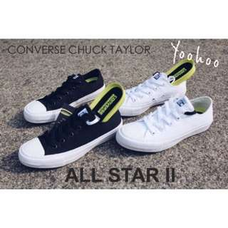 Converse Chuck Taylor All Star II 低筒