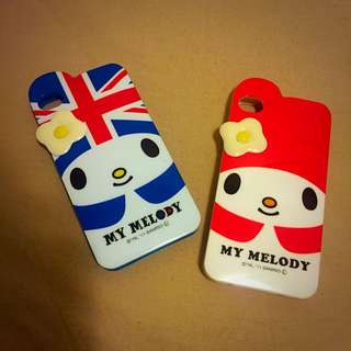 Melody iPhone 4,4s 殼