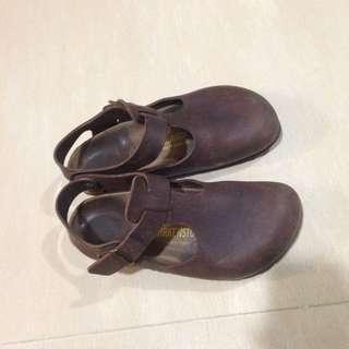 Birken勃肯涼鞋