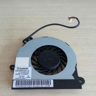 Dell Inspiron 1370 CPU Cooling Fan SUNON GB0506PDV1-A