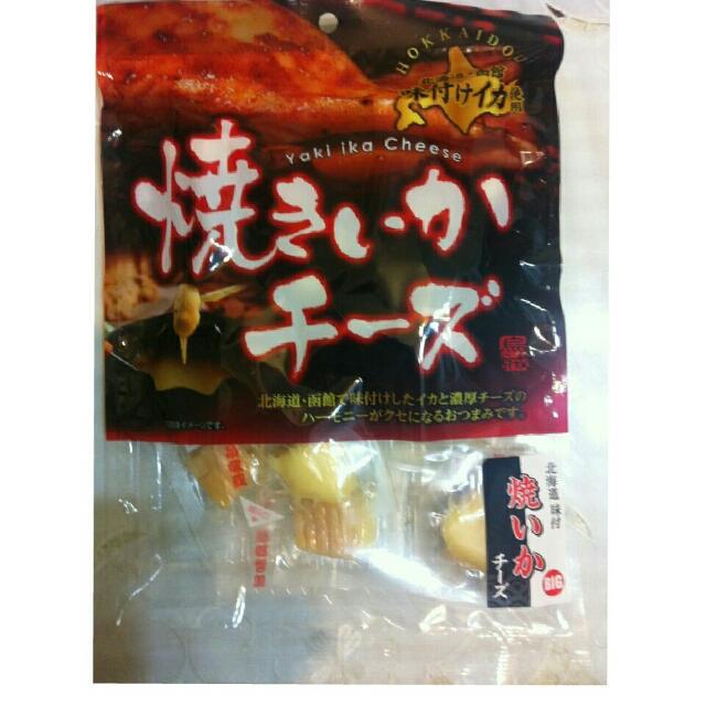 北海道(稀少)限定.魷魚起士,乳酪➕花枝,150g現貨供應