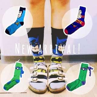超人系列不撞襪襪襪襪~
