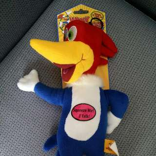 Woody Woodpecker Toy