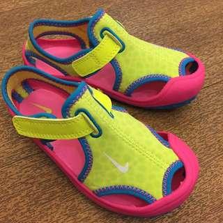 正品Nike涼鞋
