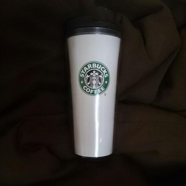 ◇私物出清◇星巴克◇2004經典Starbucks-保溫杯-全新