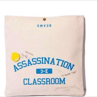 ✨✨簡約風棉麻大容量收納袋 可折疊手拿包