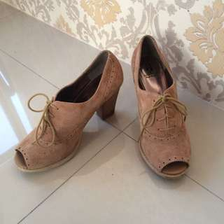 [REDUCED!] HUSH PUPPIES Ankle Boots