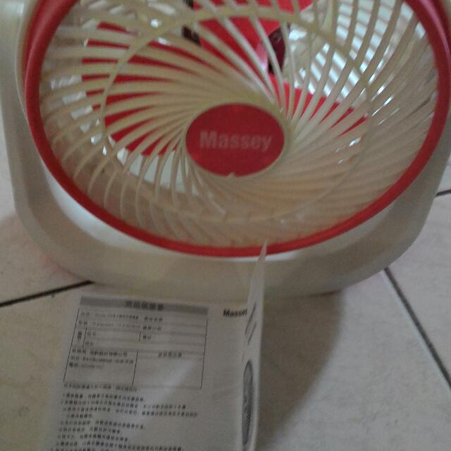 馬卡龍全新九吋循環扇