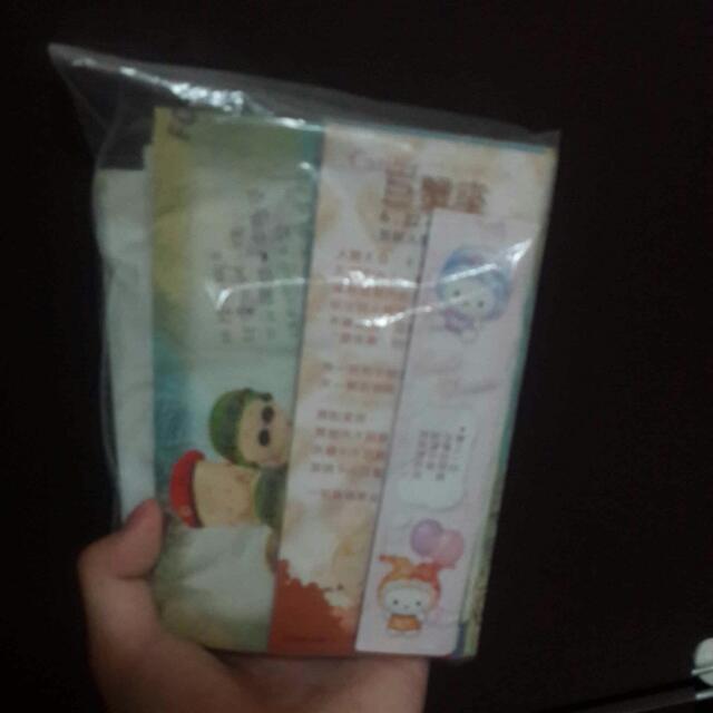各式小卡片書籤(整包賣)