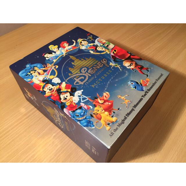 DISNEY DVD COLLECTION