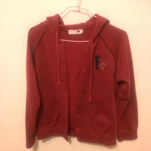 FFFF 紅外套