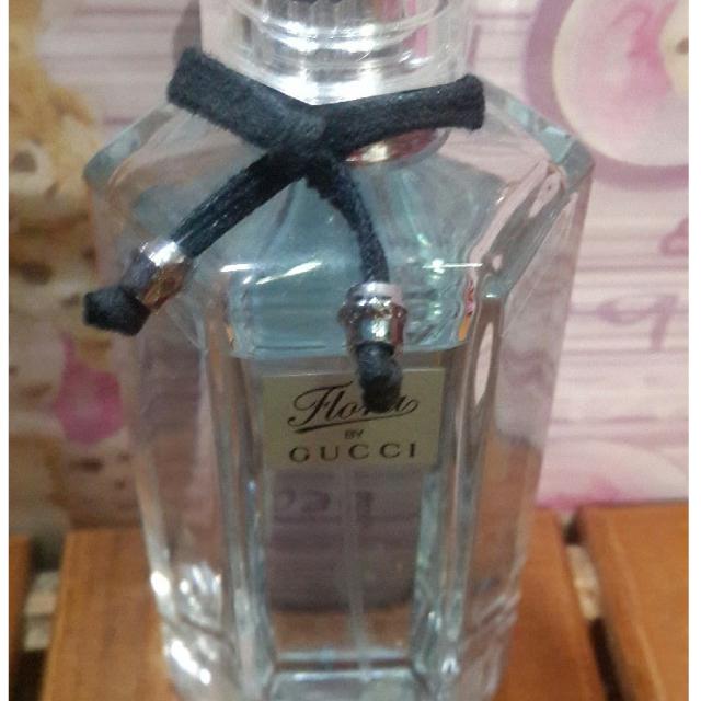 Gucci白玉蘭淡香水 100ml 約八分滿 只有一瓶 免運費 ღ