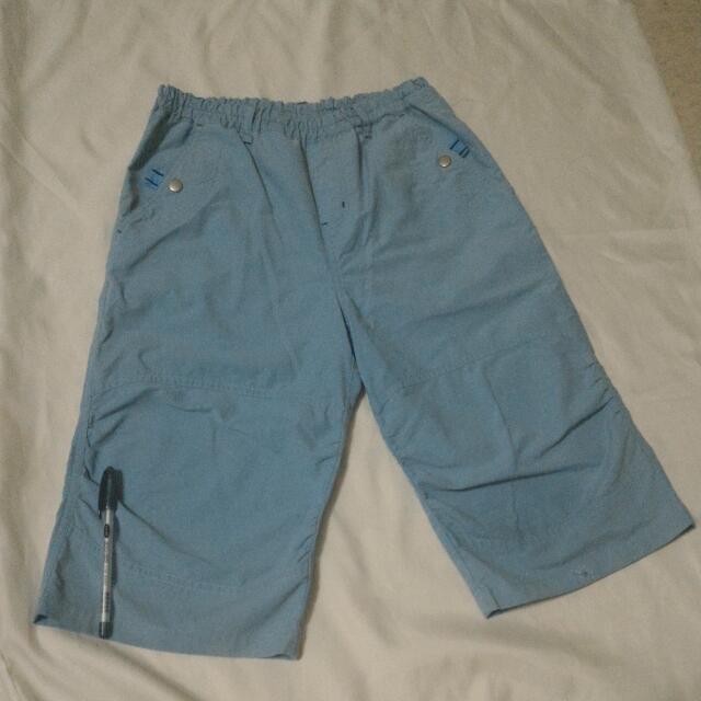 (含運)net男童半長褲124-134cm