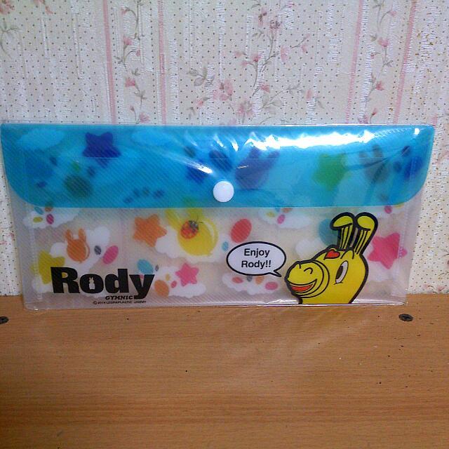 Rody跳跳馬文件夾