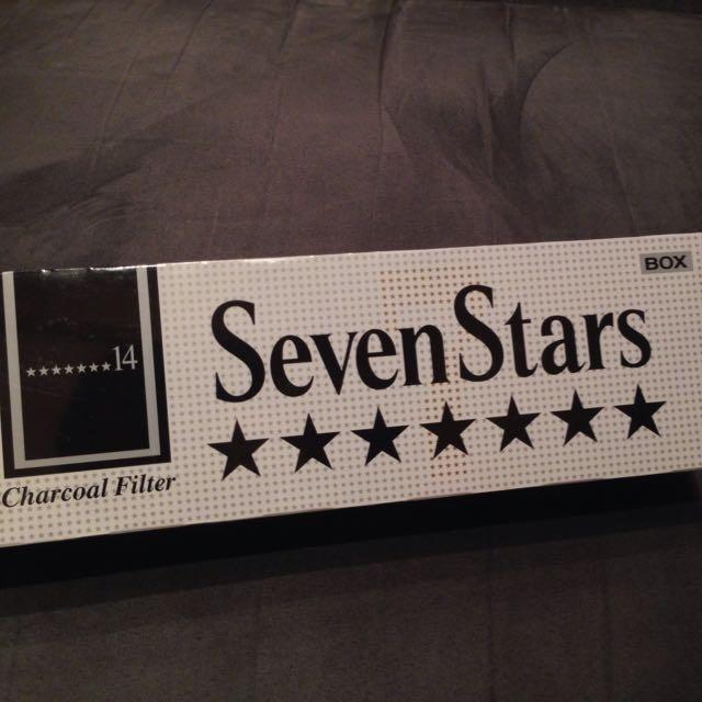 Seven Stars 黑色七星