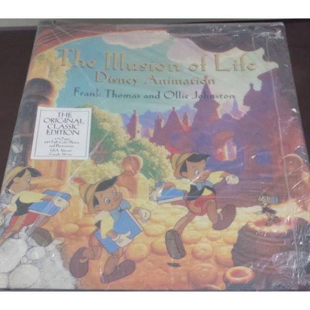 The Illusion Of Life: Disney Animation