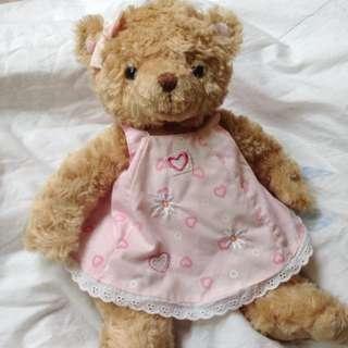 英國Harrods名牌 佛羅倫斯泰迪熊