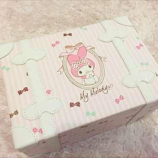 Melody 飾品珠寶盒 (略有瑕疵)justgold