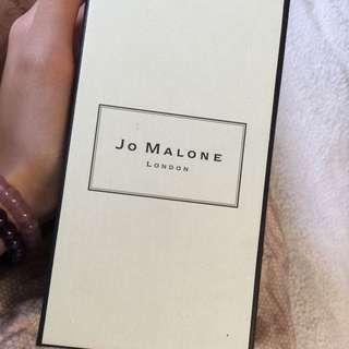 (已售待匯款)Jo Malone 牡丹與胭紅麂絨 100ml