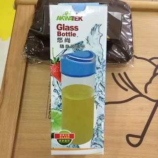 悠尚隨身玻璃杯(隨行杯,環保杯)