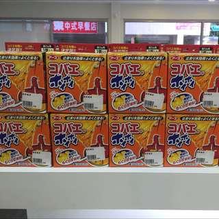 日本補果蠅器