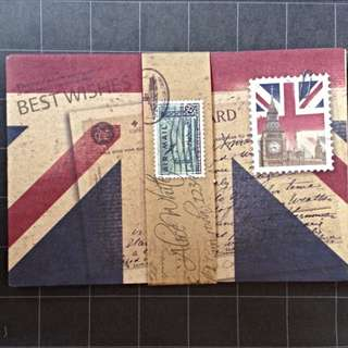 Flag Design Envelope