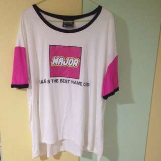 Major Made / Mavis 瑪菲斯 寬鬆T-shirt