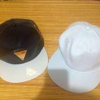 全新帽子~兩頂一起賣