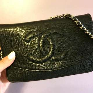 Chanel荔枝皮woc [降價]