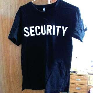 出售 黑色 T-shirt