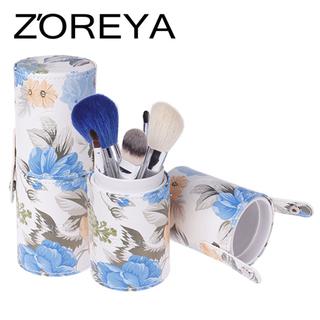 7pcs Flora Makeup Brush Set