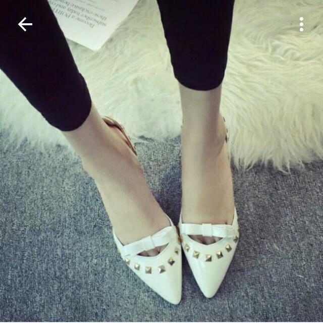 (保留)氣質高跟鞋8cm