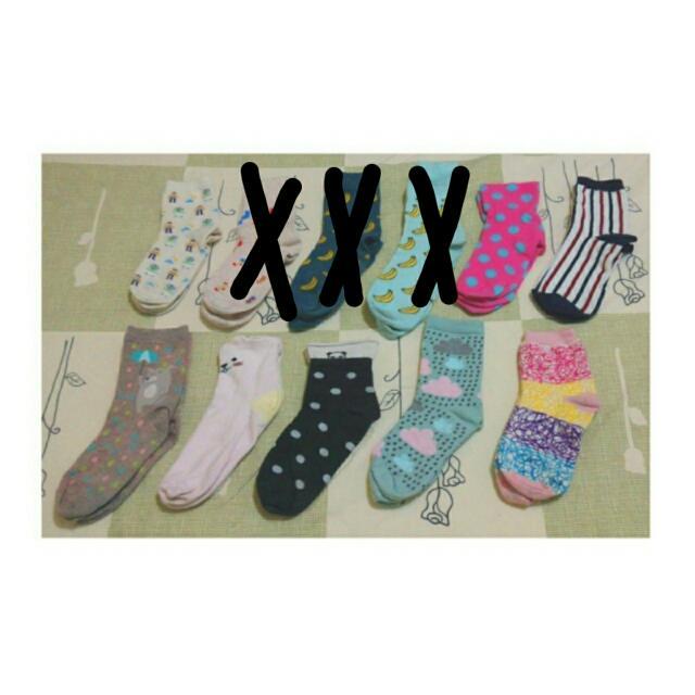 特價出清!韓國可愛襪子!