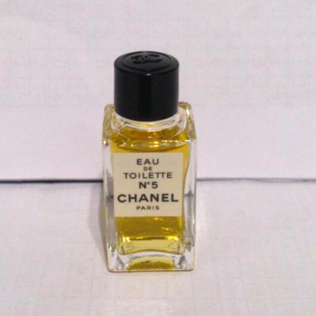 CHANEL N.5 五號女性淡香水(保留中)