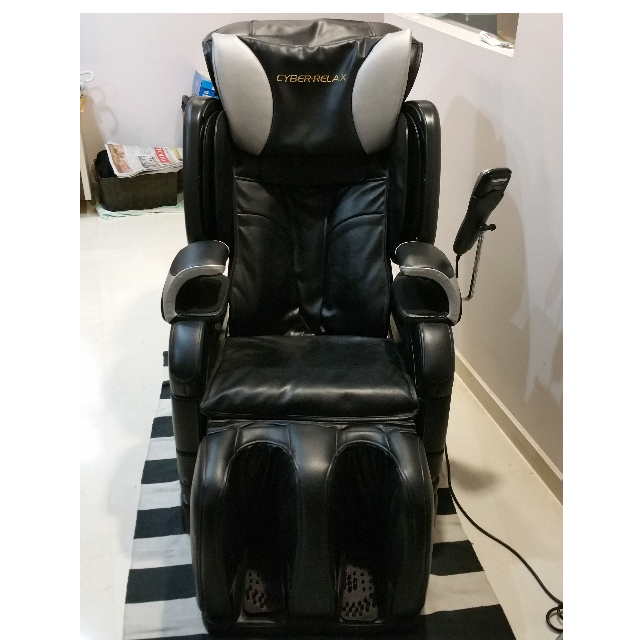 Merveilleux Fujiiryoki Cyber Relax EC 3000 Massage Chair, Everything Else On Carousell