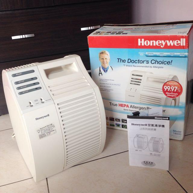 空氣清淨機Honeywell 18000